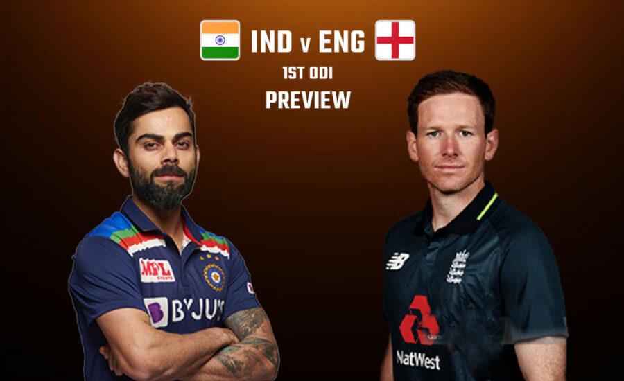 India Vs England 1st Odi Match Prediction