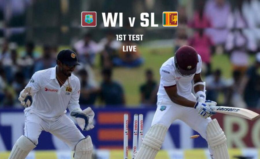 Sri Lanka Vs West Indies 1st Test Match Prediction