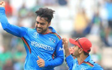 Rashid Khan to rejoin Lahore Qalandars for remainder of PSL