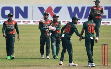 Mehidy four-fer pips Hasaranga special as Bangladesh take lead